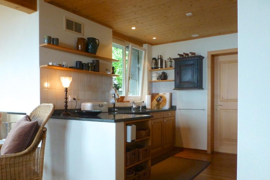 Chalet Tennhorn Kitchenzone