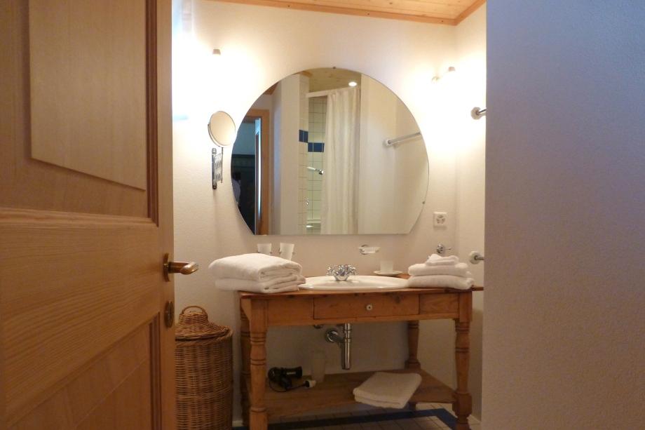 Chalet Tennhorn Bathroom